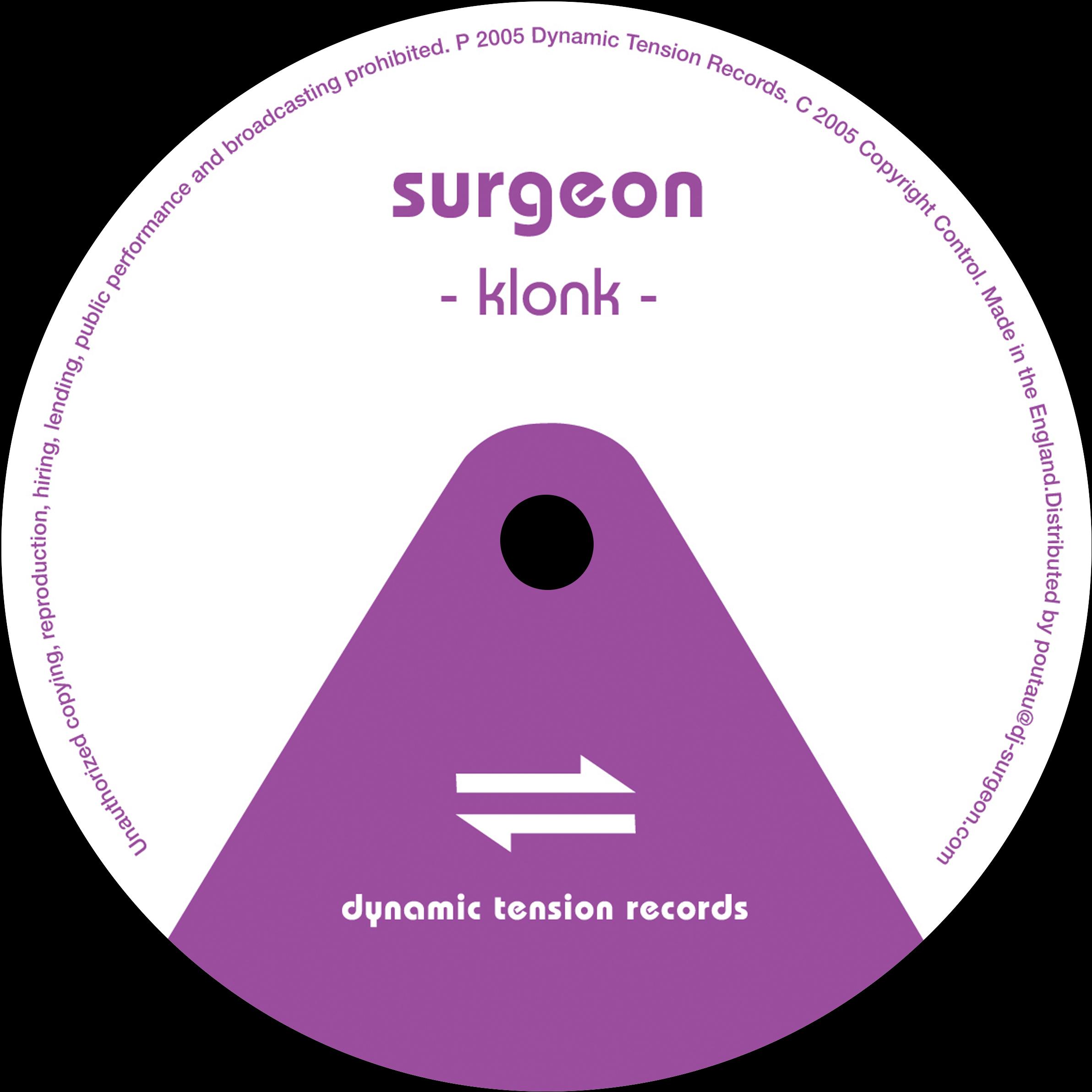 Surgeon - Klonk