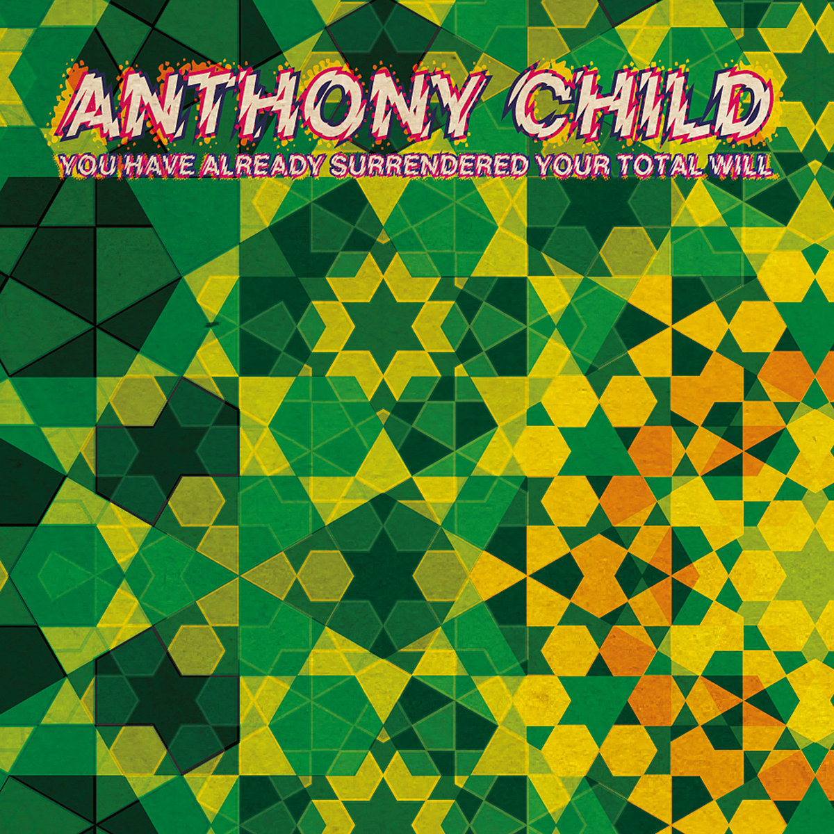 Anthony Child cassette release on Frequency Domain